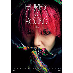 【Blu-ray】HURRY GO ROUND(初回限定盤)