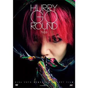 【DVD】HURRY GO ROUND(初回限定盤)