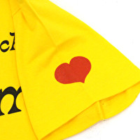 Tシャツ/Yellow Heart | 4