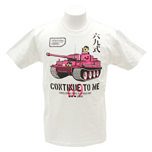 Tシャツ/CONTINUE TO ME