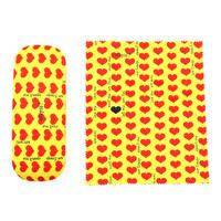メガネケース/Yellow Heart | 4
