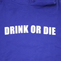 プルオーバーパーカー/DRINK OR DIE | 3