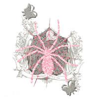 Tシャツ/Spider   3