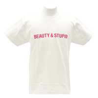 Tシャツ/BEAUTY & STUPID | 1