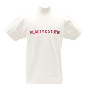 Tシャツ/BEAUTY & STUPID