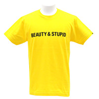 Tシャツ/BEAUTY&STUPID | 1