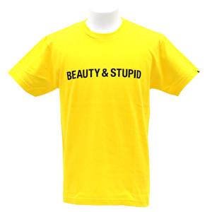 Tシャツ/BEAUTY&STUPID