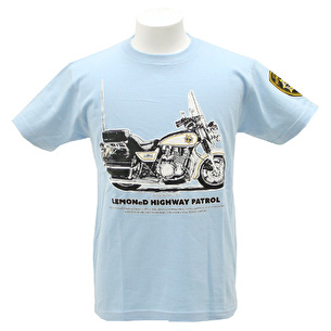 Tシャツ/LEMONeD HIGHWAY PATROL