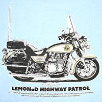 Tシャツ/LEMONeD HIGHWAY PATROL | 3