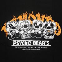 Tシャツ/K.F.PSYCHO BEAR'S | 3