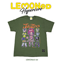 Ja,Zoo Tシャツ LEMONed ver. | 1