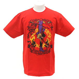 Tシャツ/ROMANTICISM LEMONed 2nd | レッド