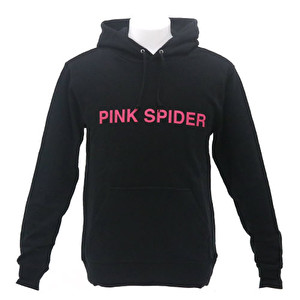 プルオーバーパーカー/PINK SPIDER