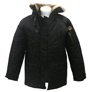 N3B フライトジャケット | ブラック