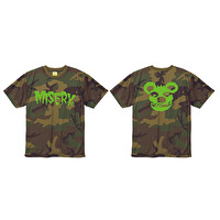 Tシャツ/Woodland CAMO MISERY | 1