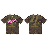 Tシャツ/Woodland CAMO LEMONed | 1