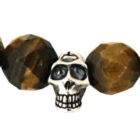 Tiger's eye Skull / B | 2