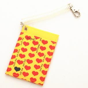 パスケース/Yellow Heart | -