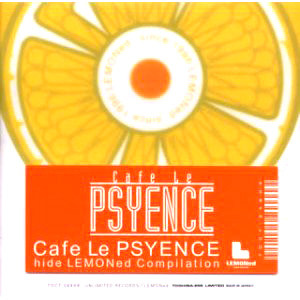 Cafe Le PSYENCE -hide LEMONed Compilation-