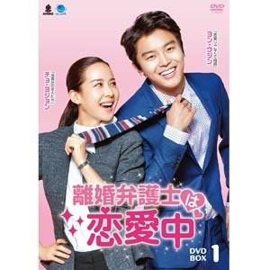 離婚弁護士は恋愛中 DVD-BOX1 | ヨン・ウジン
