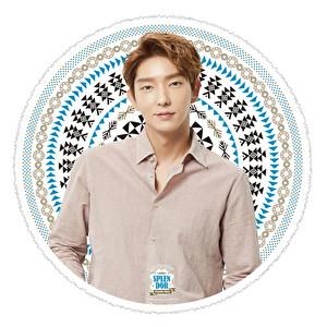 ラウンドタオル[2019 LEE JOON GI SPLENDOR Family Day]   イ・ジュンギ