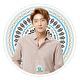 ラウンドタオル[2019 LEE JOON GI SPLENDOR Family Day] | イ・ジュンギ