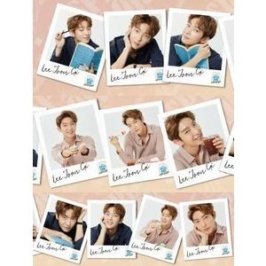 チェキ風ブロバイド(ランダム1種)[2019 LEE JOON GI SPLENDOR Family Day] | イ・ジュンギ