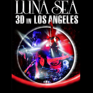 3D IN LOS ANGELES(Blu-ray・3D)