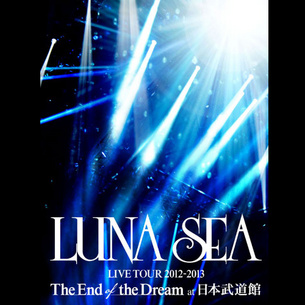 LIVE TOUR 2012-2013 The End of the Dream at 日本武道館